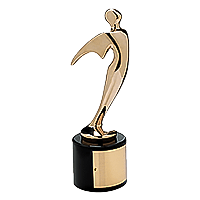 3 National Telly Awards