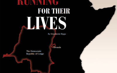 Running for their Lives in the Heart of Africa
